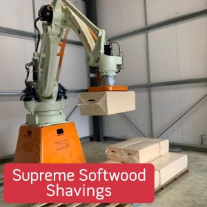 Supreme Softwood Shavings