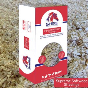Supreme Softwood Shavings