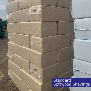 Standard Softwood Shavings